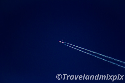 TF-FIC Icelandair Boeing 757-23N 21/01/2017 On a service from Verona to Keflavik cruising at 38,000 feet