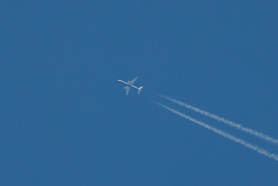 TF-FII Icelandair Boeing 757-208 25/07/2014 At 39,000 feet on a service from Keflavík to London Gatwick