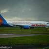 G-GDFJ<br /> Jet2<br /> Boeing 737-804<br /> Glasgow Airport<br /> 26/07/2017