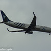 PH-BXO<br> KLM Royal Dutch Airlines<br> Boeing 737-9K2<br> Glasgow Airport<br> 23/07/2017<br> <i>Skyteam colour scheme</i>