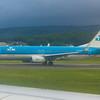 PH-BXH<br> KLM Royal Dutch Airlines<br> Boeing 737-8K2<br> Glasgow Airport<br> 21/06/2015<br>