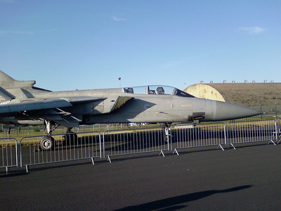Tornado F3 of 56 Sqn RAF