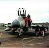 37+44<br> McDonnell Douglas F-4F Phantom II<br> Jagdbombergeschwader 74 (JaboG 74)<br> Luftwaffe<br> Prestwick Airport<br> 30/05/1987<br> <i>A Phantom og JBG 74 'Molders'</i>