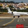 CS-DKI<br /> NetJets Europe<br /> Gulfstream Aerospace G550 (GV-SP)<br /> Malaga Airport<br /> 27/06/2015