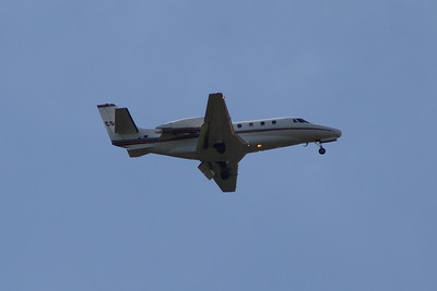 CS-DXL NatJets Europe Cessna 560XL Citation XLS Glasgow Airport 22/07/2014