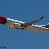 LN-NGU<br> Boeing 737-8JP<br> Norwegian (Norwegian Air Shuttle)<br> Malaga Airport<br> 27/06/2015<br> <i>Harry S Pettersen livery</i>