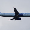TC-OBV<br /> Onur Air<br /> Airbus A321-231<br /> Glasgow Airport<br /> 27/06/2014