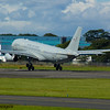 ZZ334<br> Airbus Voyager KC3<br> Royal Air Force<br> 10 Squadron<br> Glasgow Airport<br> 30/07/2016<br>