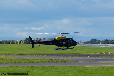 ZJ276 Eurocopter AS-350BB Squirrel HT1 Royal Air Force Defence Helicopter Flying School Prestwick Airport 04/09/2016