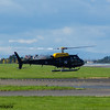 ZJ276<br /> Eurocopter AS-350BB Squirrel HT1<br /> Royal Air Force<br /> Defence Helicopter Flying School<br /> Prestwick Airport<br /> 04/09/2016