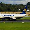 EI-ESN <br> Ryanair<br> Boeing 737-8AS<br> Prestwick Airport<br> 04/09/2016<br>