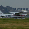 G-IZZS<br /> RMACF Aviation<br /> Cessna 172S Skyhawk<br /> Glasgow Airport<br /> 17/10/2015