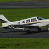 G-BNGT<br /> Piper PA-28 Cherokee Archer II<br /> Adnan Soojeri<br /> Prestwick Airport<br /> 04/09/2016