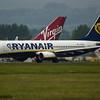 EI-EBE<br /> Ryanair<br /> Boeing 737-8AS<br /> Glasgow Airport<br /> 13/06/2015