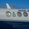 ZK455<br /> Raytheon B200 Kingair<br /> Royal Air Force <br /> 45(R) Squadron<br /> Prestwick Airport<br /> 06/09/2015