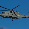 ZH841<br /> AugustaWestland Merlin HM2<br /> 814 Naval Air Squadron<br /> Royal Navy<br /> Prestwick<br /> 06/09/2015