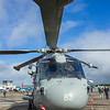 ZH824<br /> AugustaWestland Merlin HM2<br /> 824 Naval Air Squadron<br /> Royal Navy<br /> Prestwick<br /> 06/09/2015