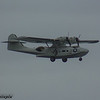 44-33915<br> Canadian Vickers Canso A (Consolidated PBY-5A Catalina)<br> Plain Sailing<br> Scottish Airshow<br> Prestwick Airport<br> 03/09/2016<br> <i>Canadian Vickers Canso A. It is a licence built version of the Consolidated PBY-5A Catalina used by the Royal Canadian Air Force during World War 2. After the war it was used for transport purposes and for fire fighting, It is now owned by Plain Sailings Air Display and currently registered G-PBYA. The aircraft is painted in the colour scheme of USAAF OA-10A Catalina 44-33915 of the 8th Air Force 5th Emergency Rescue Squadron at Halesworth, Suffolk.</i>