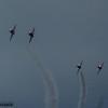 British Aerospace Hawk T1a<br> Red Arrows<br> Royal Air Force<br> Ayrt<br> 03/09/2016<br>