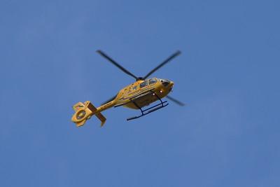 G-SASB Scottish Ambulance Service Eurocopter EC-135T-2+ 25/08/2014