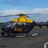 G-BZRS<br> Eurocopter EC-135T2+ <br> Police Scotland (Bond Air Services)<br> Prestwick Airport<br> 06/09/2015<br>