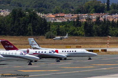 Piaggio P-166DP-1  Guardia di Finanza (Italian Customs Police) Malaga Airport 27/06/2015