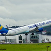 G-TCDB<br> Thomas Cook Airlines<br> Airbus A321-211<br> Glasgow Airport<br> 26/07/2016<br>