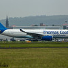 OY-VKF<br> Thomas Cook Scandanavia<br> Airbus A330-243<br> Glasgow Airport<br> 13/06/2015<br> <i>In use by Thomas Cook Airlines during the summer season</i>