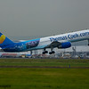 G-TCBC<br> Thomas Cook Airlines<br> Boeing 757-236<br> Glasgow Airport<br> 17/10/2015<br> Wears <i>Egypt, Where It All Begins</i> livery.<br> <i>Withdrawn 26th October 2015</i>