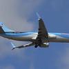 G-FDZF<br /> Thomson Airways<br /> Boeing 737-8K5<br /> Glasgow Airport<br /> 26/08/2014