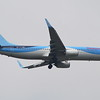 G-TAWJ<br /> Thomson Airways<br /> Boeing 737-8K5<br /> Glasgow Airport<br /> 20/05/2014