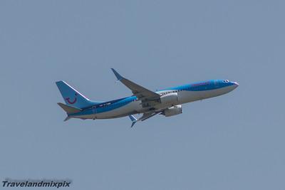 Boeing 737's Thomson Airways
