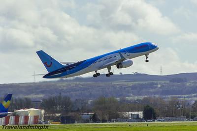 Boeing 757's of Thomson Airways