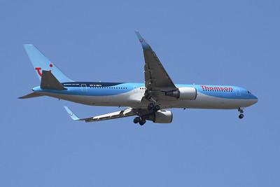 Boeing 767's of Thomson Airways