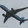 G-TUIA<br /> Thomson Airways<br /> Boeing 787-8<br /> Glasgow Airport<br /> 26/06/2017