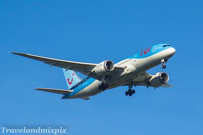 Boeing 787 Dreamliner's of TUI Airways