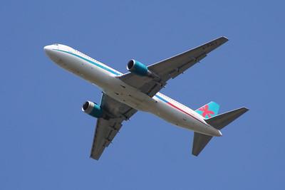 Boeing 767's of First Choice Airways