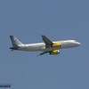 EC-LQK<br> Airbus A320-232<br> Vueling<br> Malaga Airport<br> 30/06/2015<br>