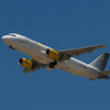EC-MBD<br> Airbus A320-214<br> Vueling<br> Malaga Airport<br> 27/06/2015<br>