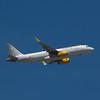 EC-LVT<br> Airbus A320-232<br> Vueling<br> Malaga Airport<br> 24/06/2015<br>