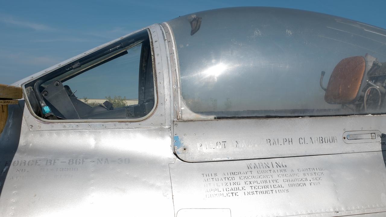 North American RF-86F Sabre
