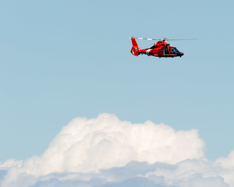 U.S. Coast Guard Air/Sea Rescue