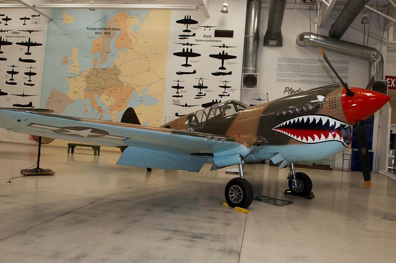 Curtiss P40 Warhawk