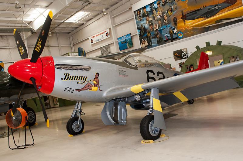 "North American P-51 Mustang ""Bunny"""