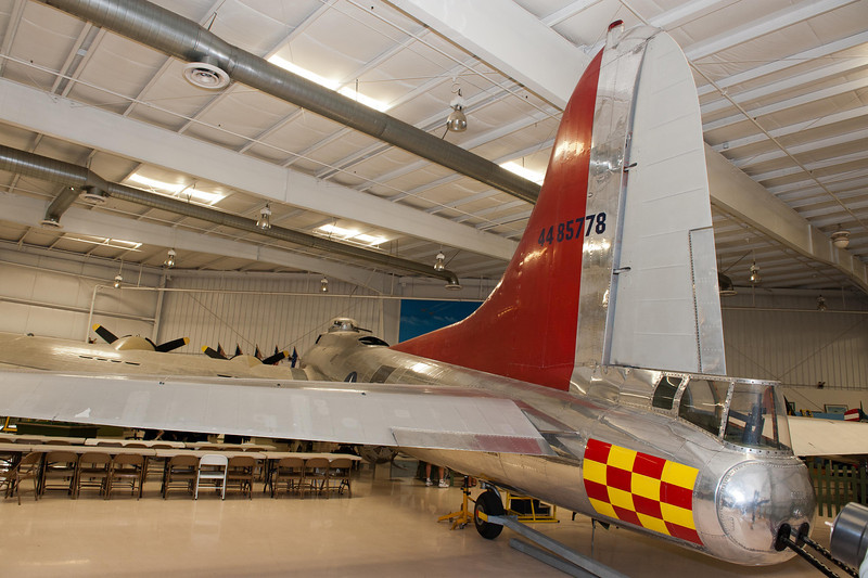 "Boeing B-17 Flying Fortress ""Miss Angela"""