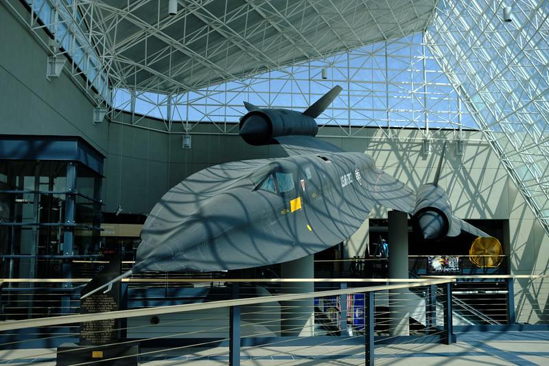 Lockheed SR-71A, S/N 61-7964