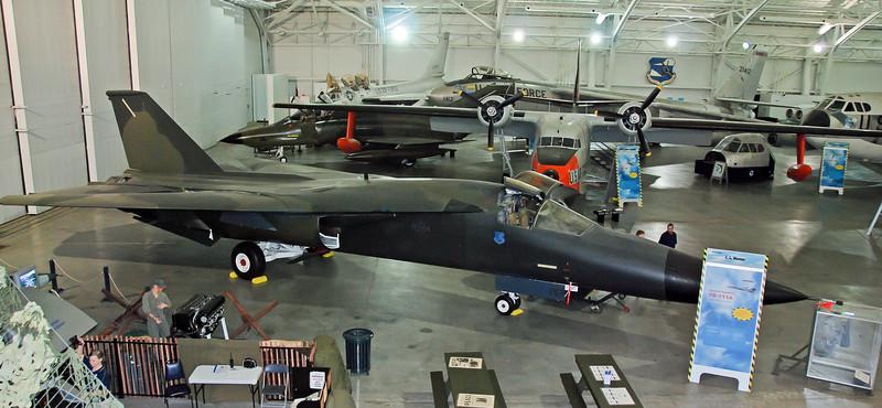 """FB-111A """"Aardvark"""""""