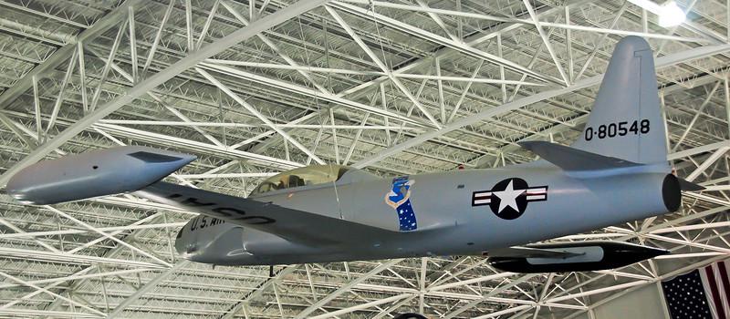 "Lockheed T-33A, 58-0548, ""T-Bird"""