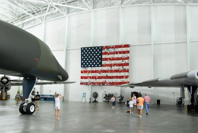 "Rockwell International B-1A, S/N 76-174, ""Lancer"""