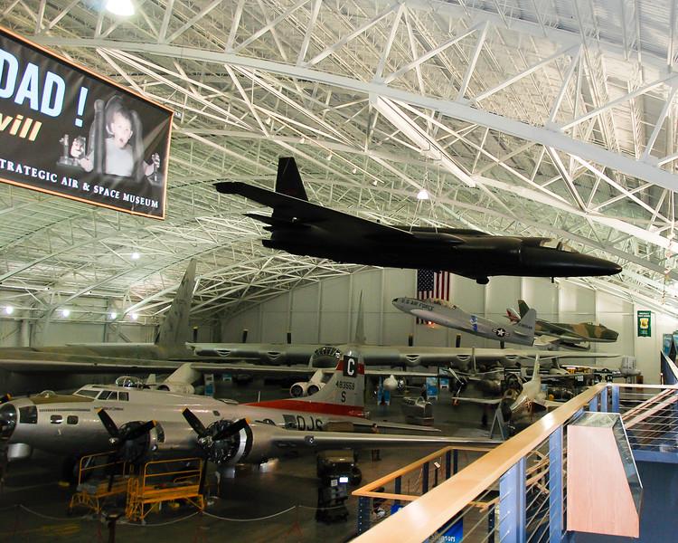 """U-2C, Lockheed """"Dragon Lady"""""""